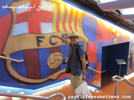 Football club barcelona, travel, spain, barcelona, travel photography, DIY