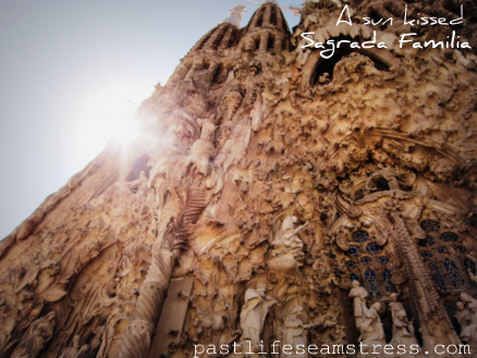 sagrada familia, barcelona, spain, tarvel