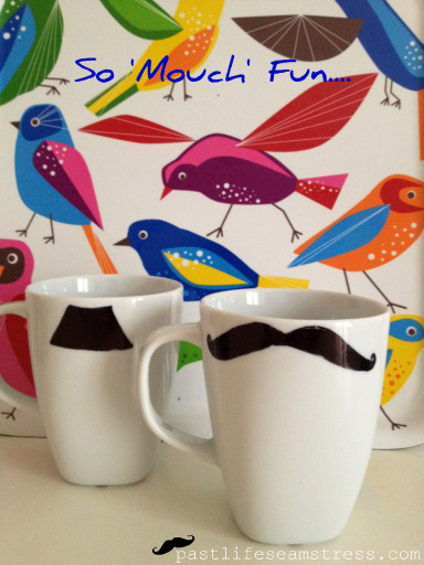 Hand painted mugs, DIY, DIY mugs, coffee mugs, tea mugs, party ideas, crafts, hobby ideas, girly stuff, gift idea
