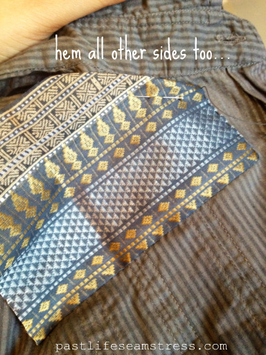 saree border,shoulder patch, shirt designs, shirt design for women, DIY, crafts, sewing projects, girls, women's wear, office wear