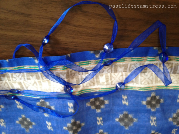 Ikat, summer trends, summer trends 2013 for women, tie and dye, aztec prints, what to wear this summer, women's wear, hot trends,summer dresses, DIY top, spaghetti top, crafts, handmade top