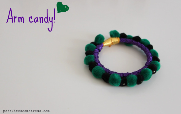 diy jewellery, diy, arm candies, pompoms, handmade jewelery, ethnic jewelry, craft ideas, hobby ideas, gift ideas