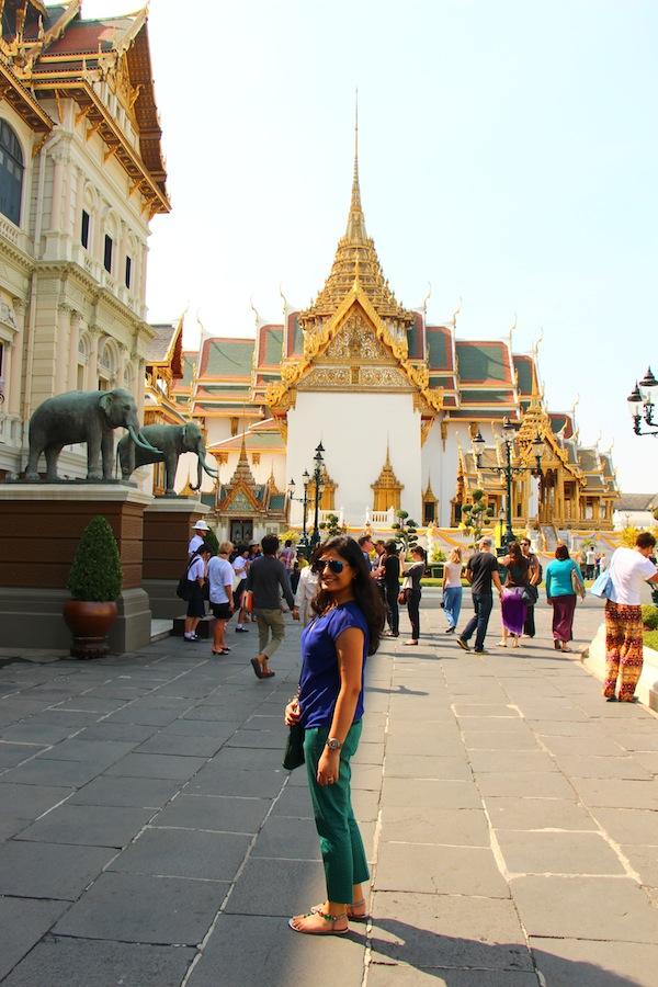 Bangkok, thailand, bangkok temples, wat phra kaew, things to do in bangkok, sight seeing in bangkok, oriental residence, wat pra kaew, grand palace