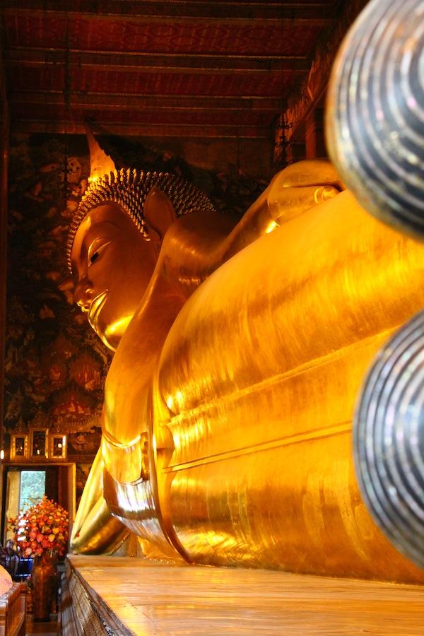 Bangkok, thailand, bangkok temples, wat phra kaew, things to do in bangkok, sight seeing in bangkok, oriental residence, wat pra kaew, grand palace, temple of reclining buddha, reclining buddha