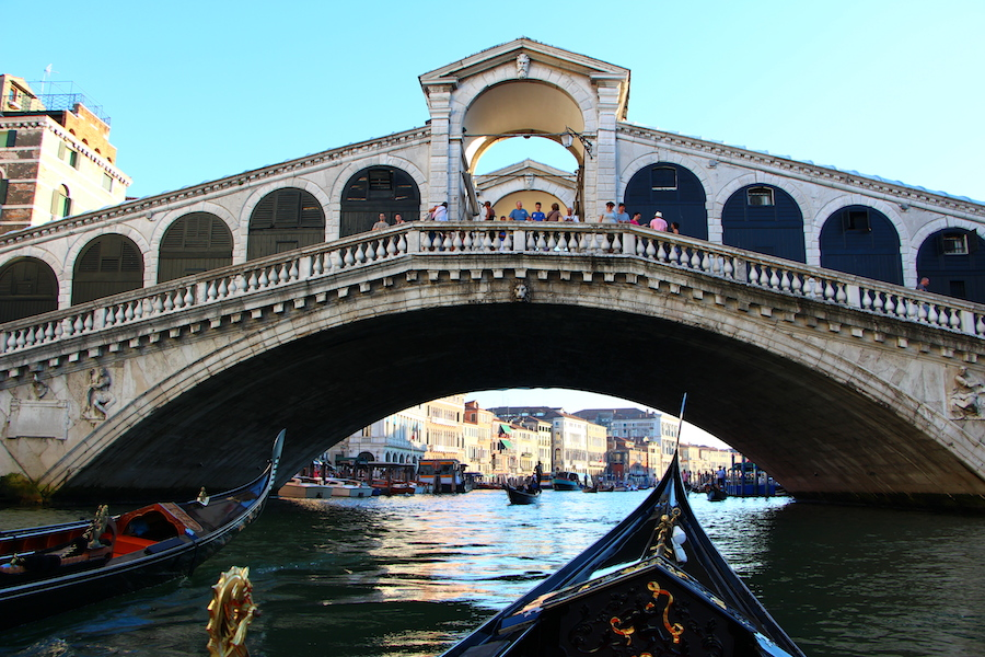 Gondola ride is arguably the most romantic mode of transport in the world and legends associated with it are no less. They say a crescent moon dropped from the sky to form a boat (our present day gondola) to aid the elopement of two lovers.