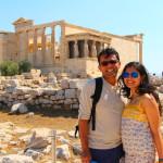 Greece, Athens - Meeting Greek Gods on Old Roads!