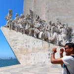 Lisbon, lisboa, things to do in lisbon, best places to see in portugal, summer destinations in Europe, best destinations in Europe, discovery monument lisbon, lisbon travel blog, indian travellers in lisbon, epic sana hotel lisboa, sight seeing in lisbon, best of lisbon, belem tower, 25th april bridge, jeronimos monastery, custard tart shop lisbon, chi ado neighbourhood, best viewpoints in lisbon, alfama neighbourhood lisbon, bairro alto lisbon, baixa, commercio square