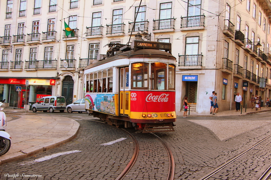 Lisbon, lisboa, things to do in lisbon, best places to see in portugal, summer destinations in Europe, best destinations in Europe, discovery monument lisbon, lisbon travel blog, indian travellers in lisbon, epic sana hotel lisboa, sight seeing in lisbon, best of lisbon, belem tower, 25th april bridge, jeronimos monastery, custard tart shop lisbon, chi ado neighbourhood, best viewpoints in lisbon, alfama neighbourhood lisbon, bairro alto lisbon, baixa, comercio square, Jeronimos monastery, belem tower, miradouros, elevator da Gloria, trams in lisbon, bairro alto, chiado, Miradouro de São Pedro de Alcantara - Elevador da Glória, Rua de São Pedro de Alcântara, Bairro Alto, Artelusa
