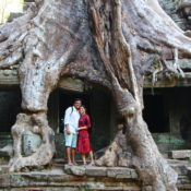 cambodia, siem reap, angkor wat, angkor wat sunrise, three day itinerary of angkor, best spot to watch sunrise at angkor wat, west gate vs east gate sunrise, things to do in siem reap, sunrise siem reap, angkor war temple pass, angkor wat do's and don'ts, bayon temple, which temples to see in cambodia, must see temples of siem reap, history of angkor wat, how to see angkor wat, angkor wat photographs, ta phrom, preah khan temple, dinosaur carving at angkor wat, shinta mani, how to dress for angkor wat, what to wear at angkor wat, apsara carvings at angkor wat, stone causeway over moat, stone causeway at angkor wat, vishnu shrine in angkor wat , Bayon temple, How to see temples at angkor, how to see temples at cambodia, must see temples of angkor, ta phrom, tomb raider temple, preah khan temple, best temples of angkor